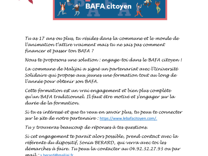 BAFA-citoyen